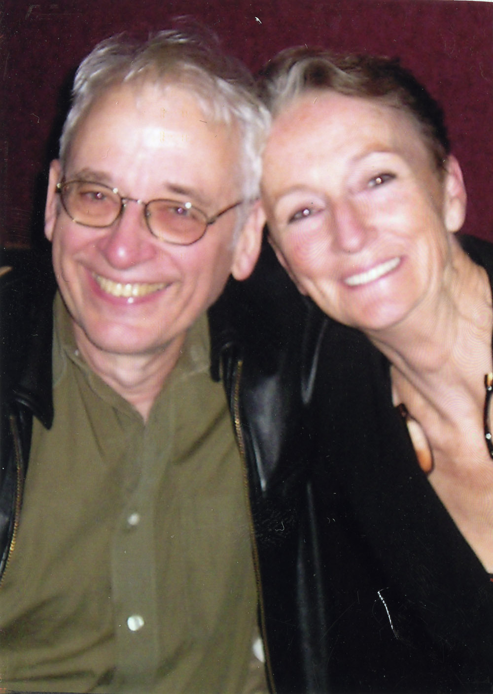 Austin Pendleton and Kathleen Chalfant