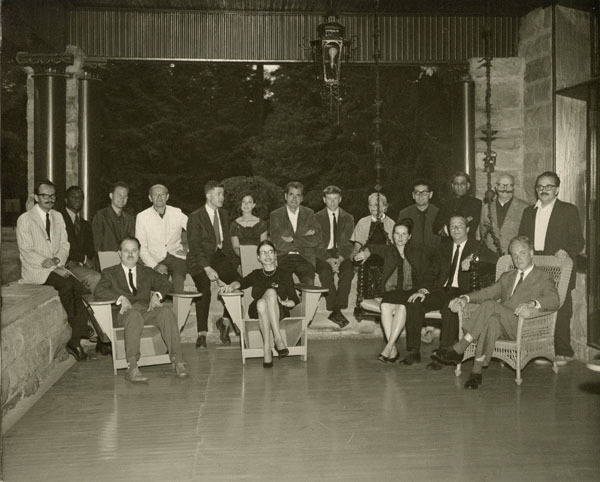 Yaddo Artists in Residence, 1964
