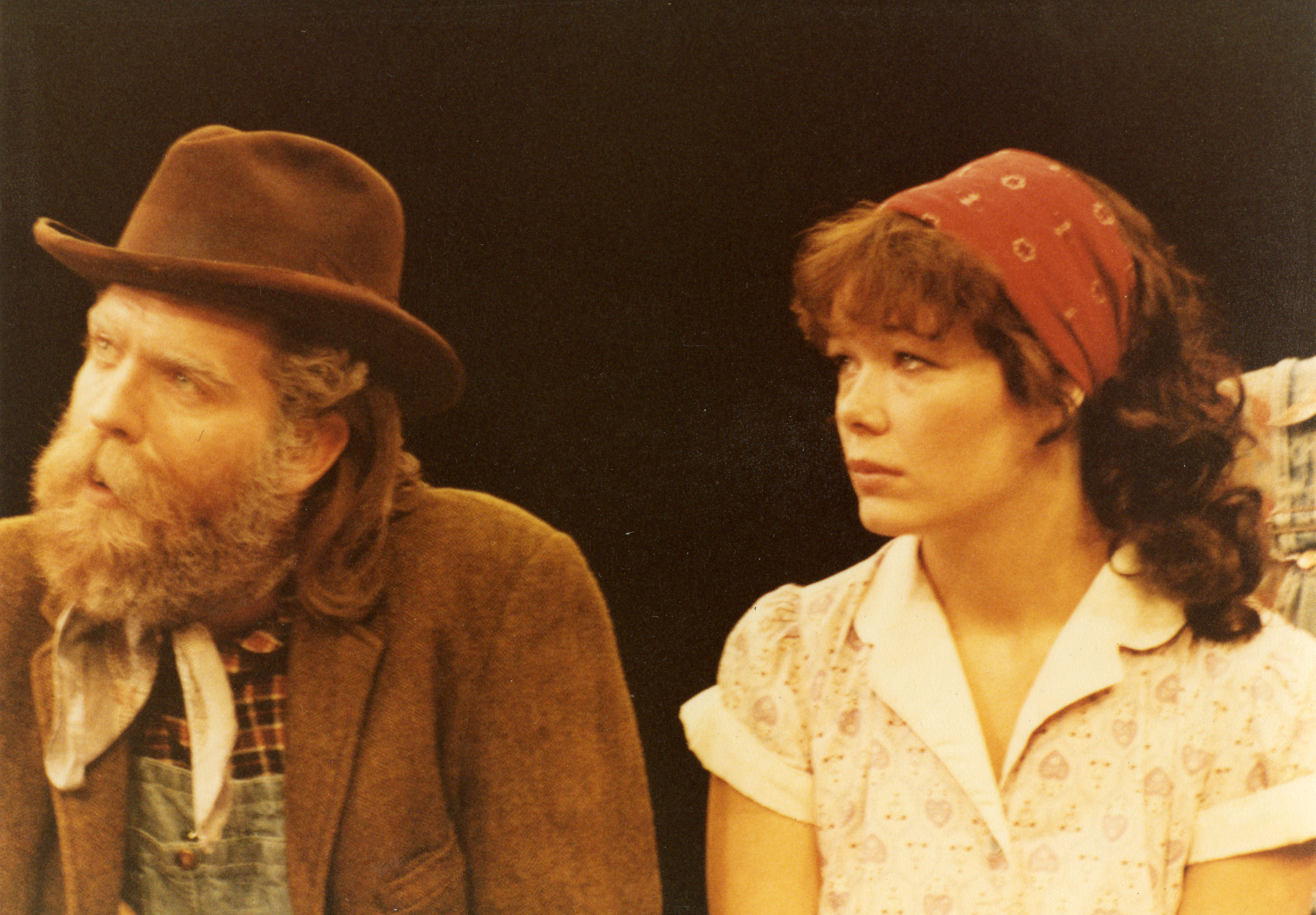 <em>Holy Ghosts</em> 1984 Production Photograph from Alley Theatre