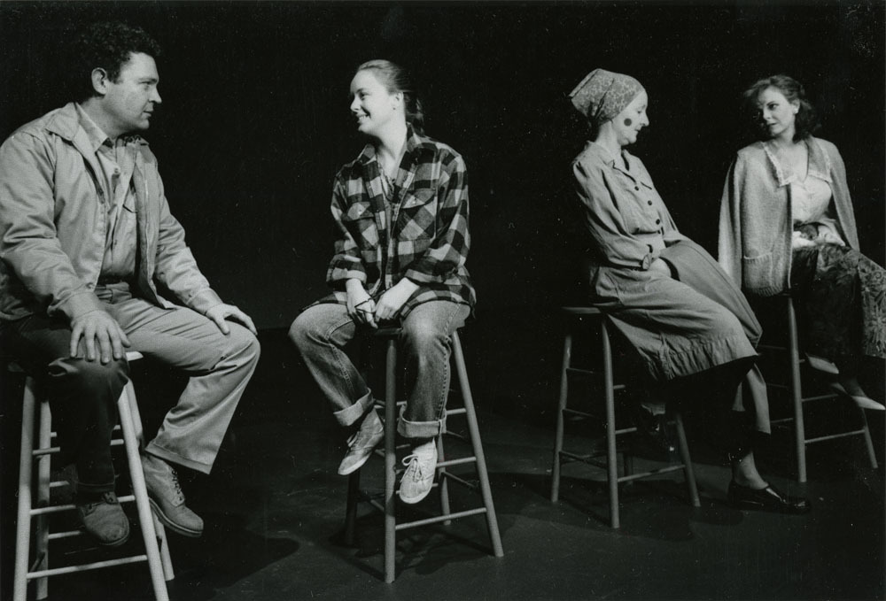 <em>Pops</em> at 1986 Whole Theatre production