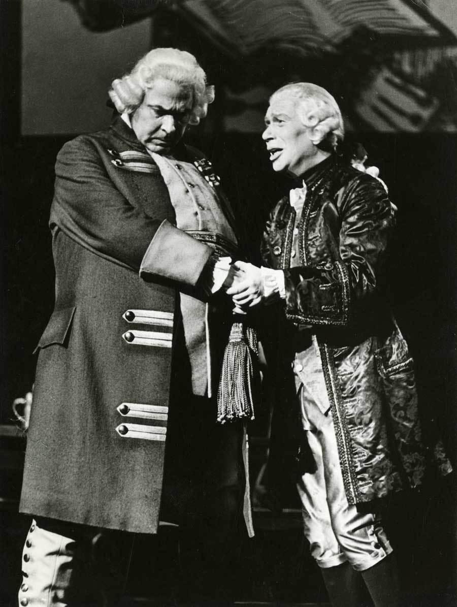 <em>The Sorrows of Frederick</em> at Burgtheater