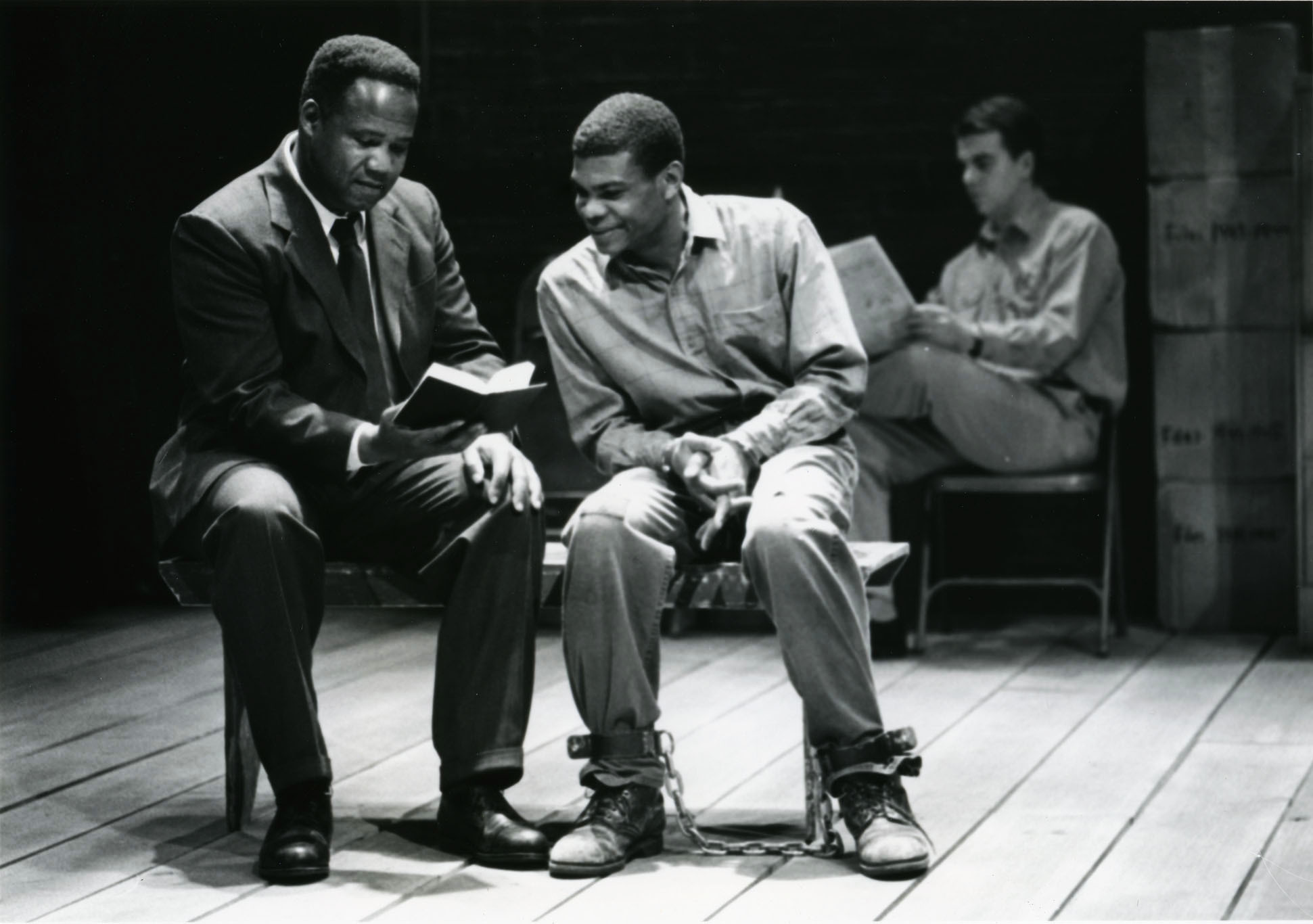 <em>A Lesson Before Dying</em> at the Alabama Shakespeare Festival