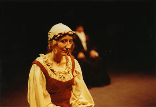 Photograph from 1993 Theater for the New City production of <em>Spain</em>