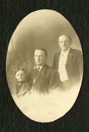 Three Generations of Linneys