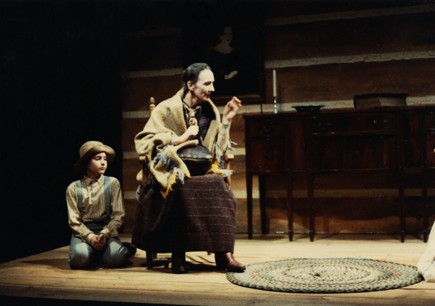<em>Why the Lord Come to Sand Mountain </em>at Delaware Theatre Company