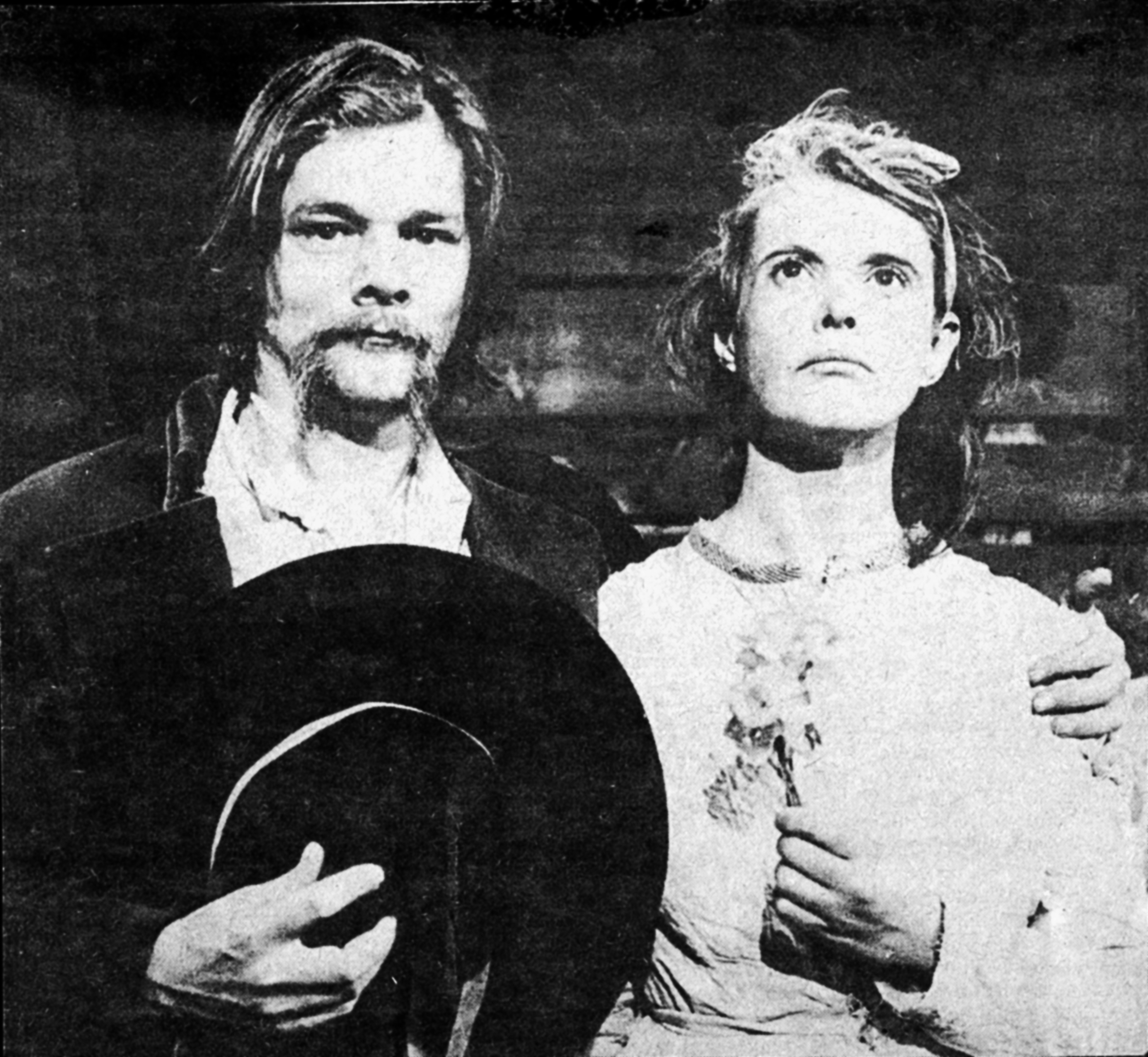 Matthew Cowles and Lois Smith in Tennessee