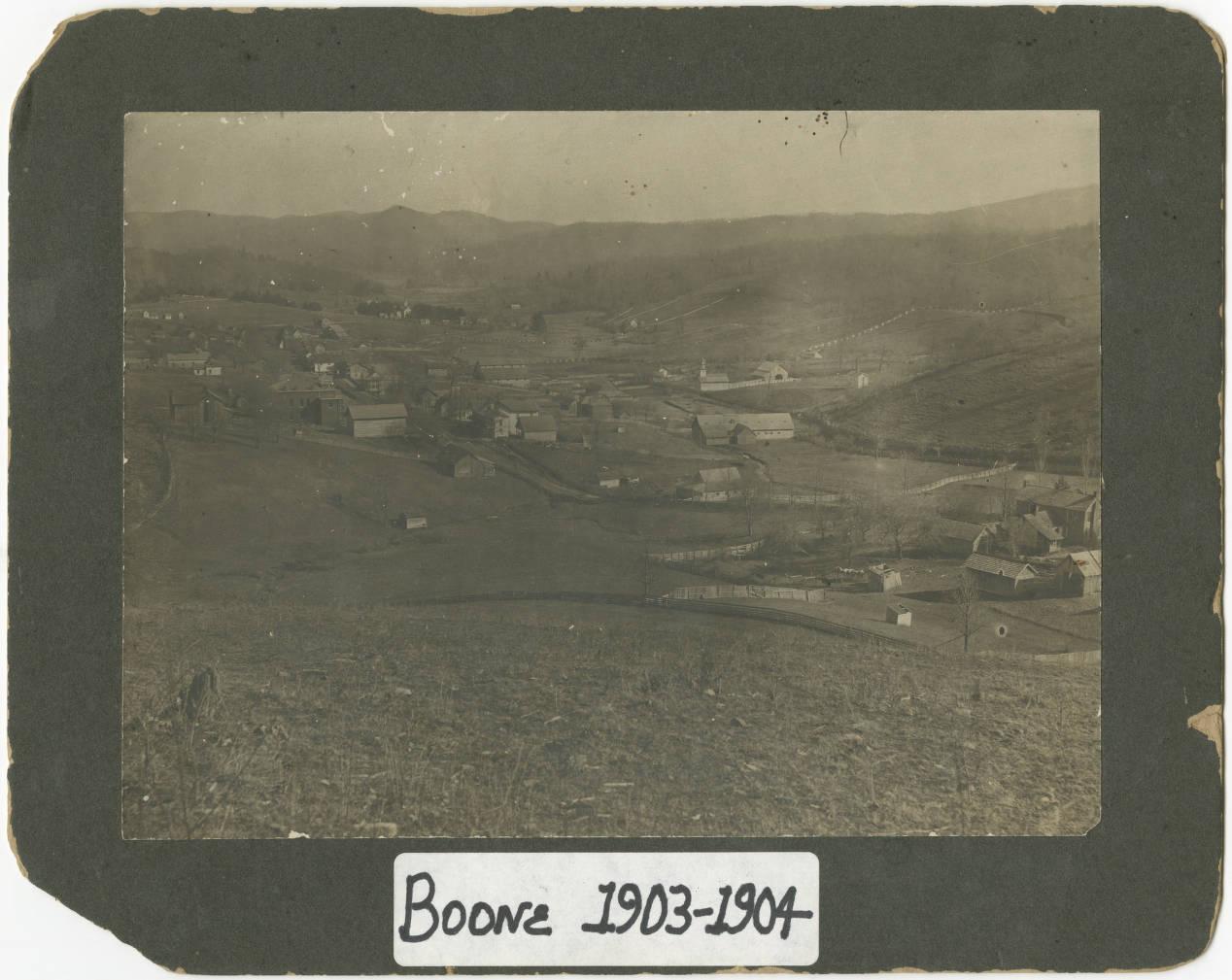 Boone 1905