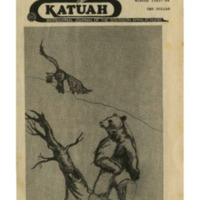 Katúah: Bioregional Journal of the Southern Appalachians, Issue 2, Winter 1983-1984