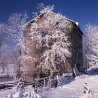 Old Water Mill Shenandoah Valley VA c1977