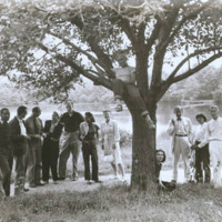 Photo, Faculty at Summer Institute, 1946