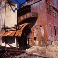 Old Paper Mill Cass W VA  c1978