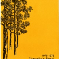 Appalachian State University Annual Reports: Chancellor's Report, 1975-1976