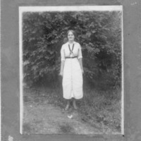 Photograph of Rieta Mae Edmisten