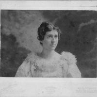 Portrait of Mrs. Henry Carter Stuart nee Margaret Bruce Carter
