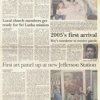 Jefferson Post [West Jefferson, N.C., January 11, 2005]