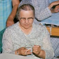 Mennonite Quilt Making Shenandoah Valley c1973
