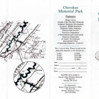 Cherokee Memorial Park: A Dream in Progress