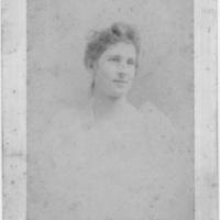 Portrait of Mrs. Mary Stuart Tyler (Davis, 827 Broad St., Richmond, Va.)