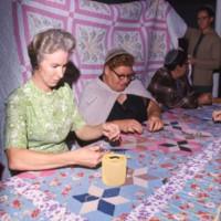 Mennonite Quilt Making c1979