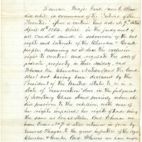 Resolutions of Pin League to John Ross [August 9, 1864]