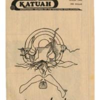 Katúah: Bioregional Journal of the Southern Appalachians, Issue 3, Spring 1984