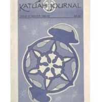 Katúah Journal, Issue 37, Winter 1992-1993