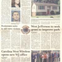 Jefferson Post [West Jefferson, N.C., January 25, 2005]