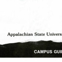 Appalachian State University Campus Guide [3]
