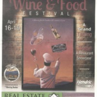 The Blowing Rocket: 2015 Blue Ridge Wine & Food Festival [Blowing Rock, N.C.: April 16, 2015]