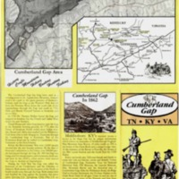 Cumberland Gap, TN, KY, VA: Come Visit Dan'l at The Gap