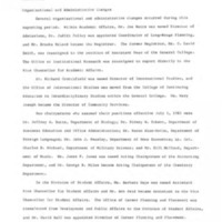 Appalachian State University Annual Reports: A Report to President Friday and the Board of Governors of the University of North Carolina by Chancellor John E. Thomas, for the Academic Year July 1, 1982 to June 30, 1983 (Appendix)