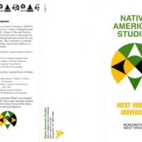 Native American Studies: West Virginia University