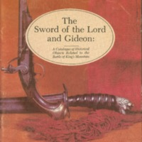 The Sword of the Lord and Gideon by James C Kelly.pdf