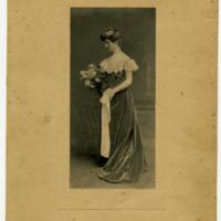 Portrait of Mrs. Henry Carter Stuart (nee Margaret Bruce Carter)