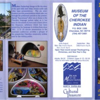Museum of the Cherokee Indian: Exciting History