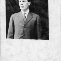 Postcard of Marian Coffey