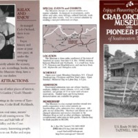Crab Orchard Museum and Pioneer Park of Southwestern Virginia