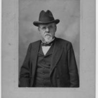 Portrait of Judge John H. Fulton (Jennings, Wytheville, Va.)