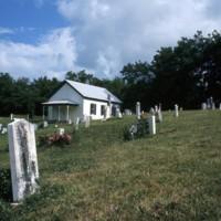 South Mountain Chapel BR Pkwy c1972