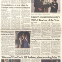 Jefferson Post [West Jefferson, N.C., May 13, 2005]