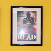 Read Posters of Student Athletes