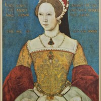 Mary I, by Master John when she was 28 and still a Mary I, by Master John when she was 28 and still a Princess