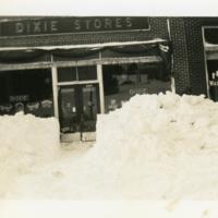 Dixie Stores Front Door