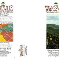 Waynesville and Lake Junaluska: A Blend of Natural Beauty and Hometown Charm in North Carolina's Great Smoky Mountains