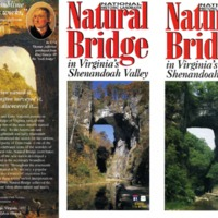 Natural Bridge in Virginia's Shenandoah Valley