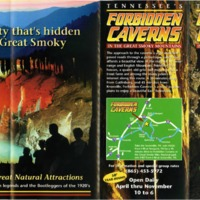 Tennessee's Forbidden Caverns in the Great Smoky Mountains
